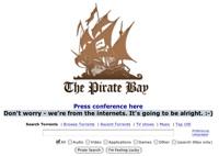 PirateBay notiesāts, AKKA/LAA draud visiem pārējiem