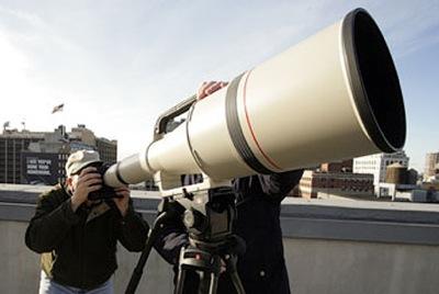 Pārdod lietotu Canon objektīvu