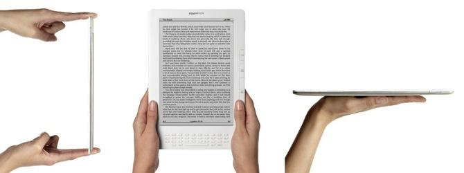 Kindle DX - lielāka elektroniskā grāmata