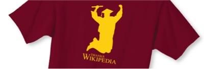 Paldies Wikipedia!