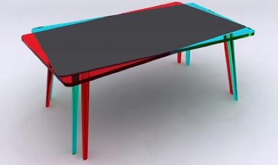 Trīsdimensiju galds