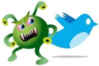 Twitteristi esiet modri!