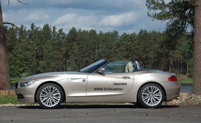Tests: BMW Z4 sDrive 23i