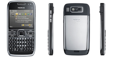 Nokia E72 - biznesa klase pieņemas spēkā