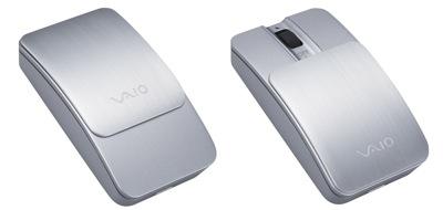Sony Bluetooth alumīnija pele
