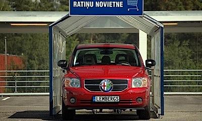 Dodge Eiropā kļūs par Alfa Romeo