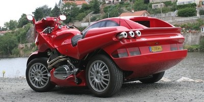 Motomašīna - autocikls