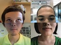 Webkameru videoklips