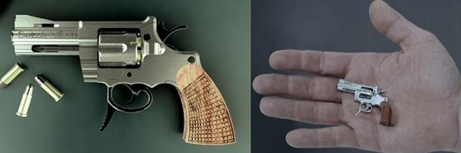 Mini revolveris