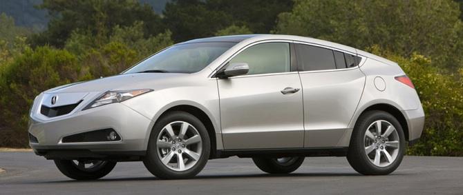 Acura ZDX, jeb kāds būs Honda Accord krosovers