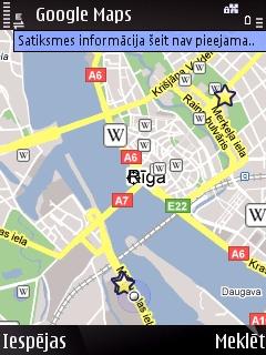 Google Maps Mobile tagad piedāvā jaunus slāņus