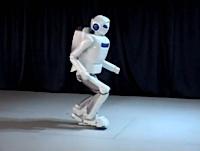 Skrienošais Toyota robots
