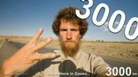 4646 km un gara bārda