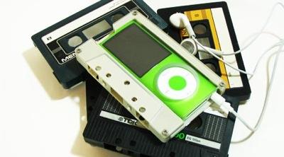 Kasete tavam iPod