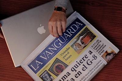Avīze laptopam