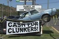 Amerikāņu ideja par auto pārstrādi
