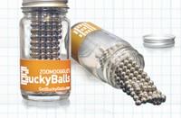 BuckyBalls - spēlējies ar magnētiņiem