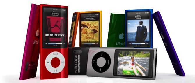 iPod jaunumi - Nano ar video un citas vilšanās