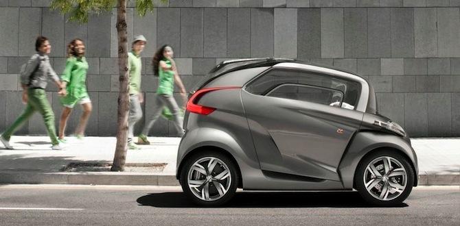 Peugeot BB1 - ja mašīnas augtu kokos