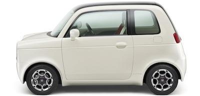 Honda EV-N elektromazmašīnīte