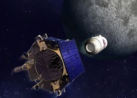 Amerikāņi bombardēs Mēnesi