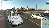 Google StreetView grūtā dzīve