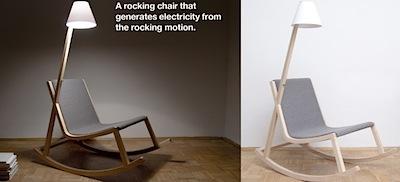 Elektriskais šūpuļkrēsls