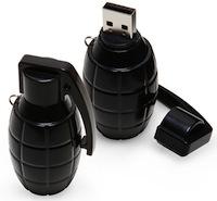 USB granāta