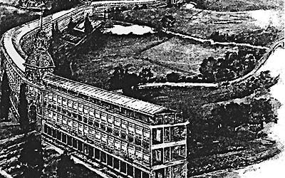Simtgadīga moderna ideja: lineāra pilsēta