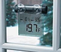 Aizloga termometrs