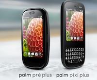 Palm Prē Plus plus Pixi Plus