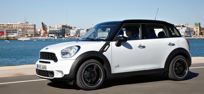 Mini Pāķis (Countryman)