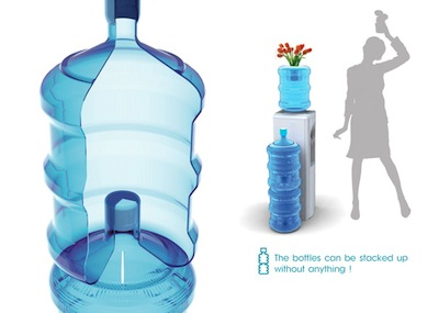 Saspraužamās pudeles