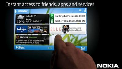Symbian^3 sola jaunus labumus