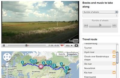 Google piedāvā ceļojumu uz Vladivostoku