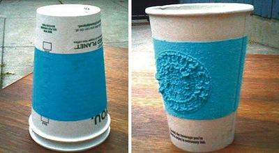 Pašizolējošā kafijas krūze