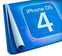 iPhone OS 4 - plats solis uz priekšu