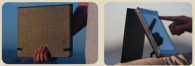 Dodocase - Moleskine šarms tavam iPad