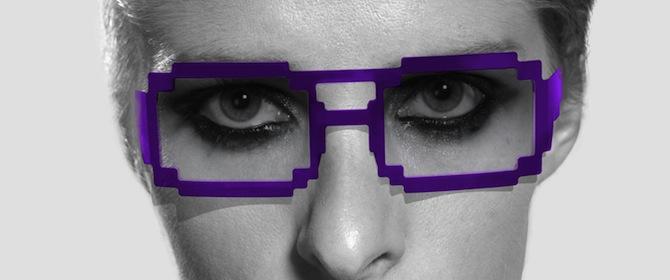 Pikseļbrilles [esi pats sev Mario]