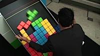 Analogais tetris liek kārtīgi pasvīst