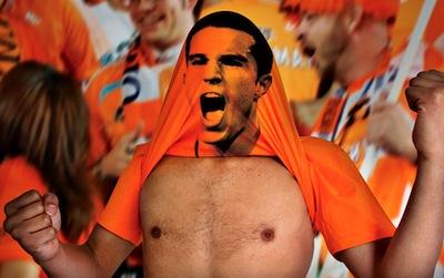 Futbola fana krekliņš