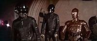 Ko Daft Punk, Snoop Dogg un Deivids Bekhems dara Zvaigžņu karos?