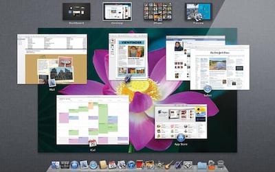 Apple iepazīstina ar Mac OS X Lion