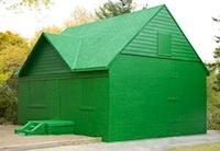 Lielā zaļā monopola mājiņa