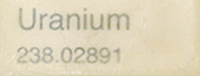 Urāns nogurušam geimerim