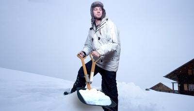 Divroku sniega lāpsta
