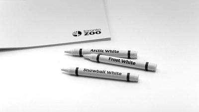 Kuru balto krāsu ņemsi?