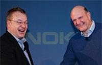 Nokia uzsāk draudzību ar Microsoft