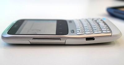 Sociālā poga uz tava tālruņa [ne oranža]