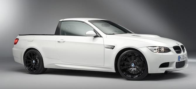 BMW M sērijas pikaps